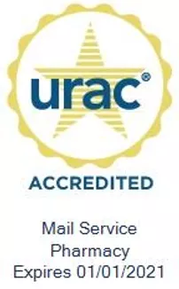 URAC Accredited Specialty Pharmacy